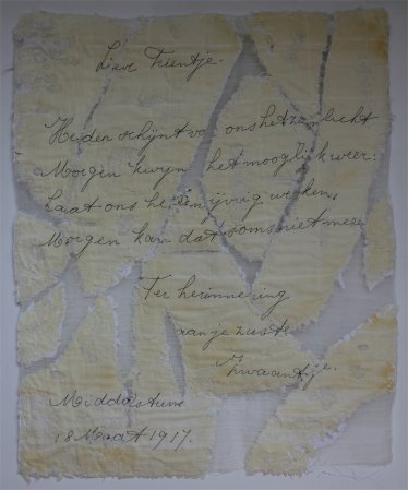 18 maart 1917, restored